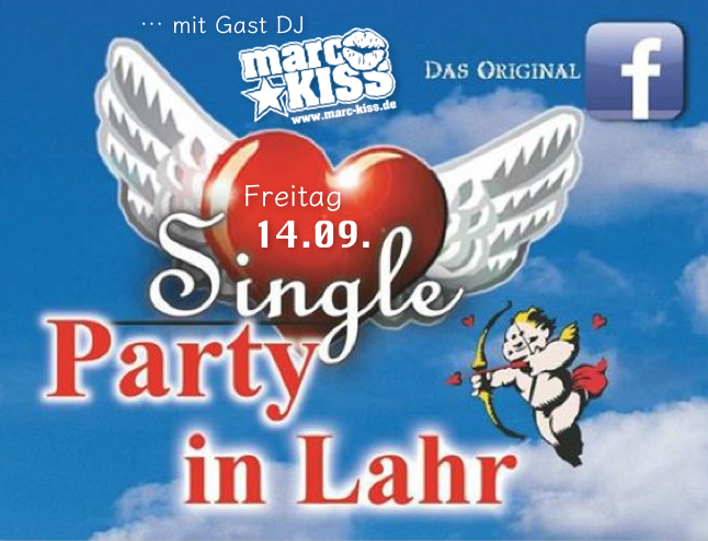 Single Party Lahr   14.09.2018