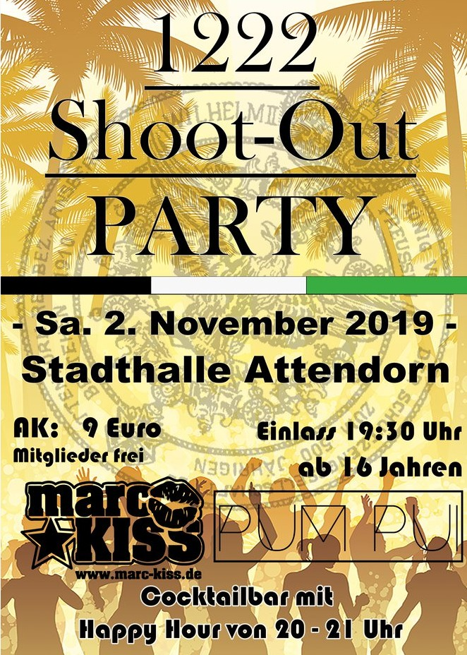 Shoot Out Party 2019