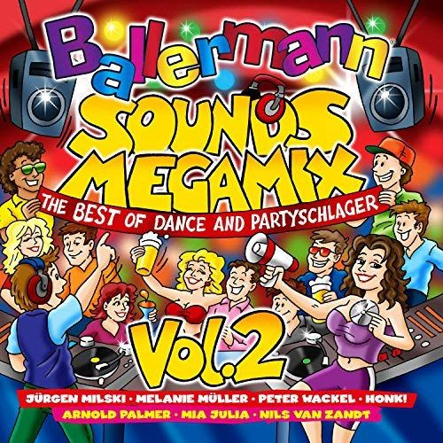 Ballermann Sounds Megamix Vol.2