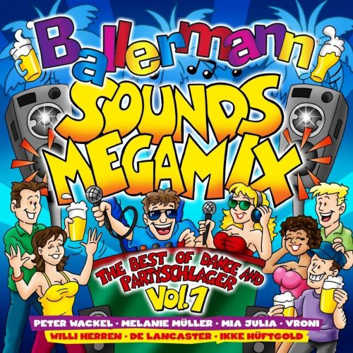 Ballermann Sounds Megamix Vol.1