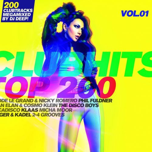Club Hits Top 200 Vol.1