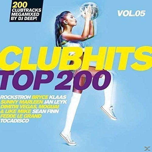 Club Hits Top 200 Vol.5
