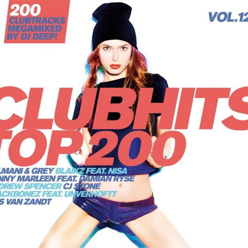 ClubHits Top 200 Vol12