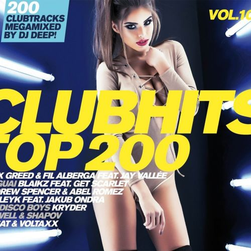 Clubhits Top 200 Vol.10