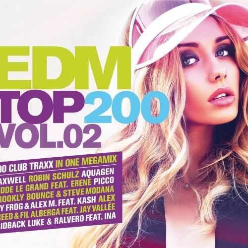 EDM Top 200 Vol2