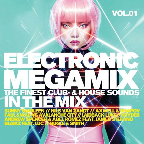 Electronic Megamix Vol.1