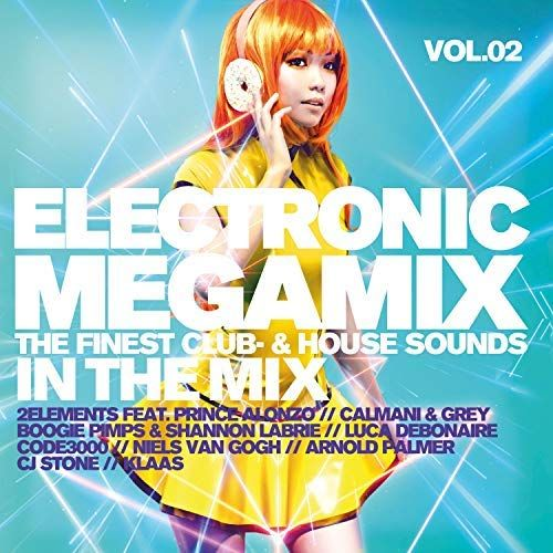 Electronic Megamix Vol.2