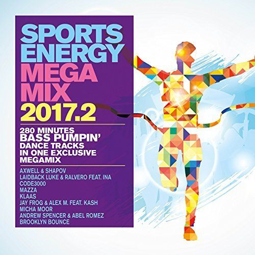 Sports Energy Mega Mix 2017.2